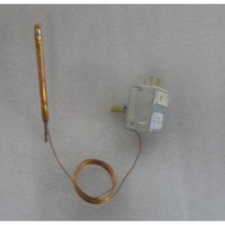 Thermostat with bulb 0-120 ° C